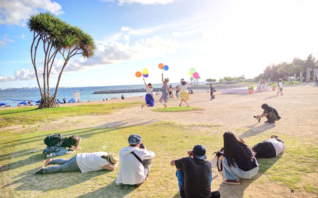 「Finderss 」全新沖繩旅遊服務: 日籍攝影師帶你玩沖繩私密景點