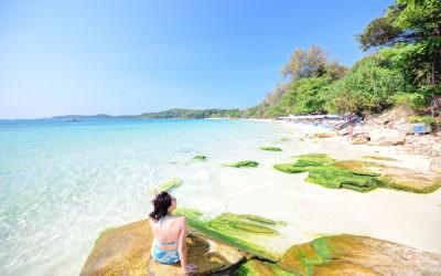 泰國景點 X 沙美島 Koh Samed Island X 曼谷東南方的小島秘境