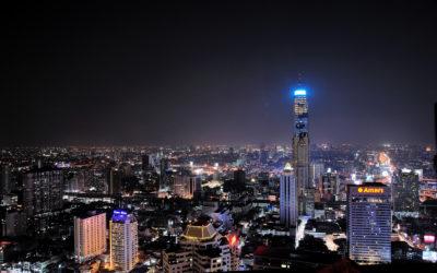曼谷 X 安帕瓦、Vacio 、Centara Grand