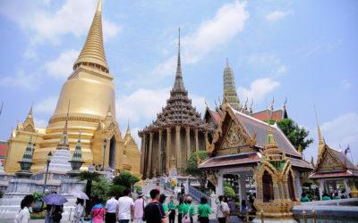曼谷 X 南邊 X 鄭王廟、大皇宮、東方文華、考山路、河濱夜市