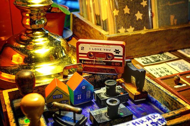 宜蘭 X 舊書櫃 X 二手書店