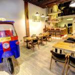中壢 X 圖圖咖啡館 X 乘載曼谷愜意咖啡館