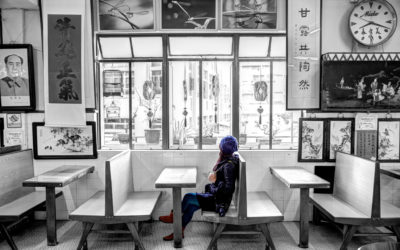澳門 X 龍華茶樓 X 時光停留在1962年