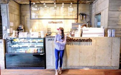 首爾 X Coffee Smith X 當偶像劇遇上咖啡