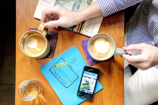 高雄 X 木軸咖啡 X 工業風老屋咖啡館