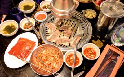 首爾 X 姜虎東678白丁燒肉 X 新村燒肉