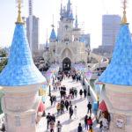 首爾 X 樂天世界 X 童話夢幻城堡遊樂園