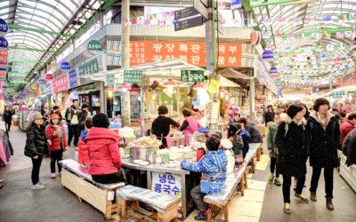 首爾 X 廣藏市場 X 琳瑯滿目傳統好滋味