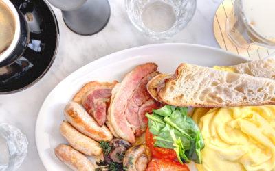 bills X 紐約時報評比世界第一早餐