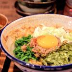 沖繩 X まぜ麺マホロバ mahoroba X 國際通隱藏版溫暖人氣小麵舖