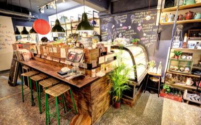 新竹 X 小墊子咖啡 X 漫遊城市溫暖個性小店