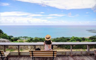 沖繩 X Cafe CurCuma X 無敵海景甜點咖哩店