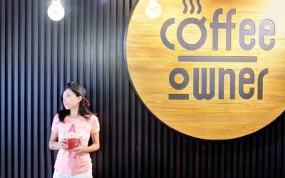 新竹 X Coffee Owner X 城市角落工業風咖啡酒館