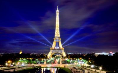 巴黎景點 X 艾菲爾鐵塔日與夜 X 綺麗花都浪漫起點