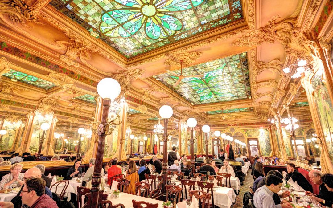 巴黎美食 X Brasserie Julien X 復古年代巴黎風情餐館
