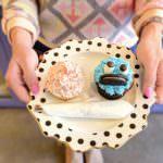 首爾 X Creamfields Cafe X 花藝造型可愛杯子蛋糕