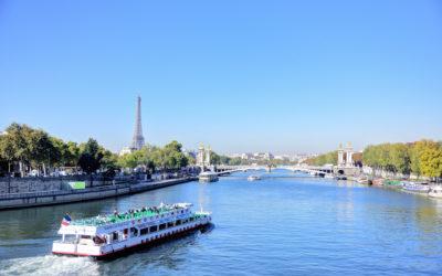 巴黎景點 X 塞納河畔與協和廣場 X 乘船悠遊塞納河畔