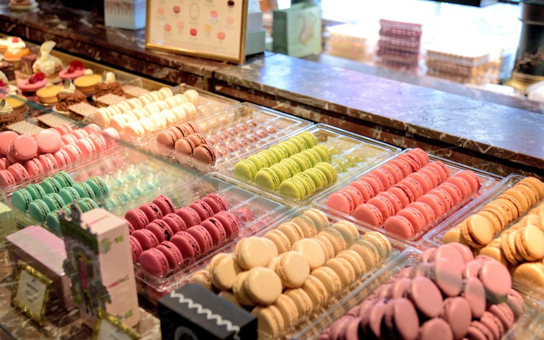 巴黎甜點 X 來巴黎當貴婦吧!