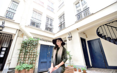 巴黎住宿第二區 X airbnb x High in Paris! Terrasse Montorgueil