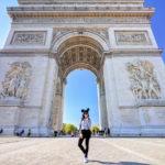 巴黎景點 X 凱旋門與香榭麗舍大道 X 漫步巴黎第八區