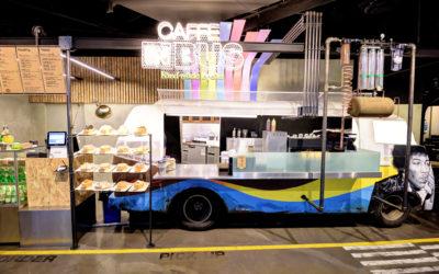 首爾咖啡 X Caffe in bus X 在巴士裡喝杯咖啡吧!
