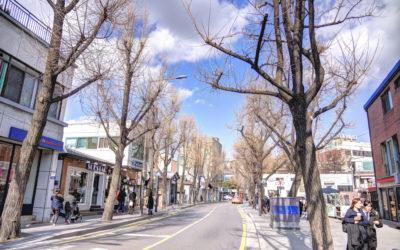 首爾景點 X 三清洞 X 時尚藝術與傳統韓屋相遇