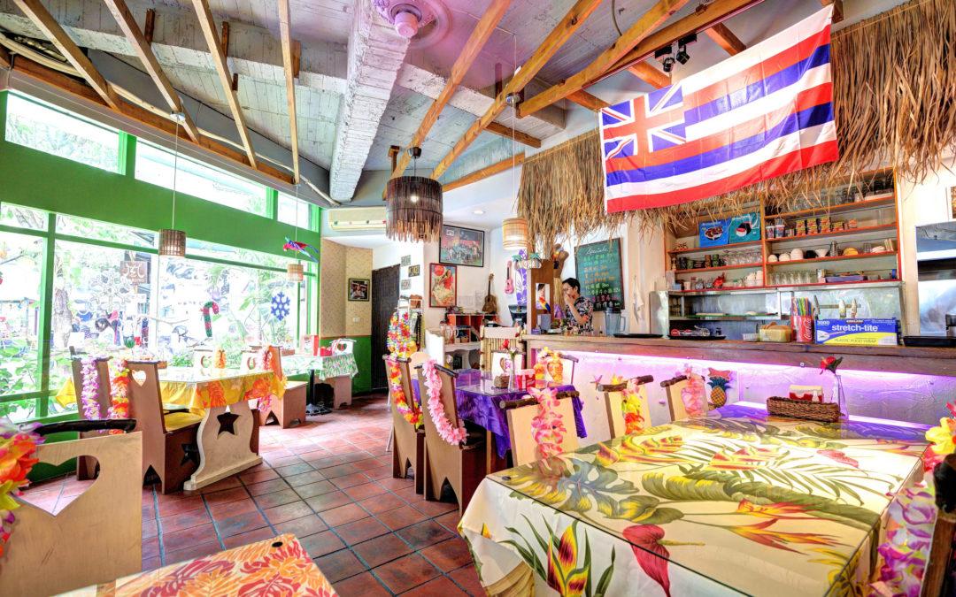 台南美食 X 夏威夷廚房 Hawaii Grill X 哦~感受異國熱情一起搖擺吧!