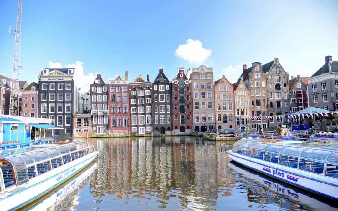荷蘭景點 X 愛上阿姆斯特丹的十個理由