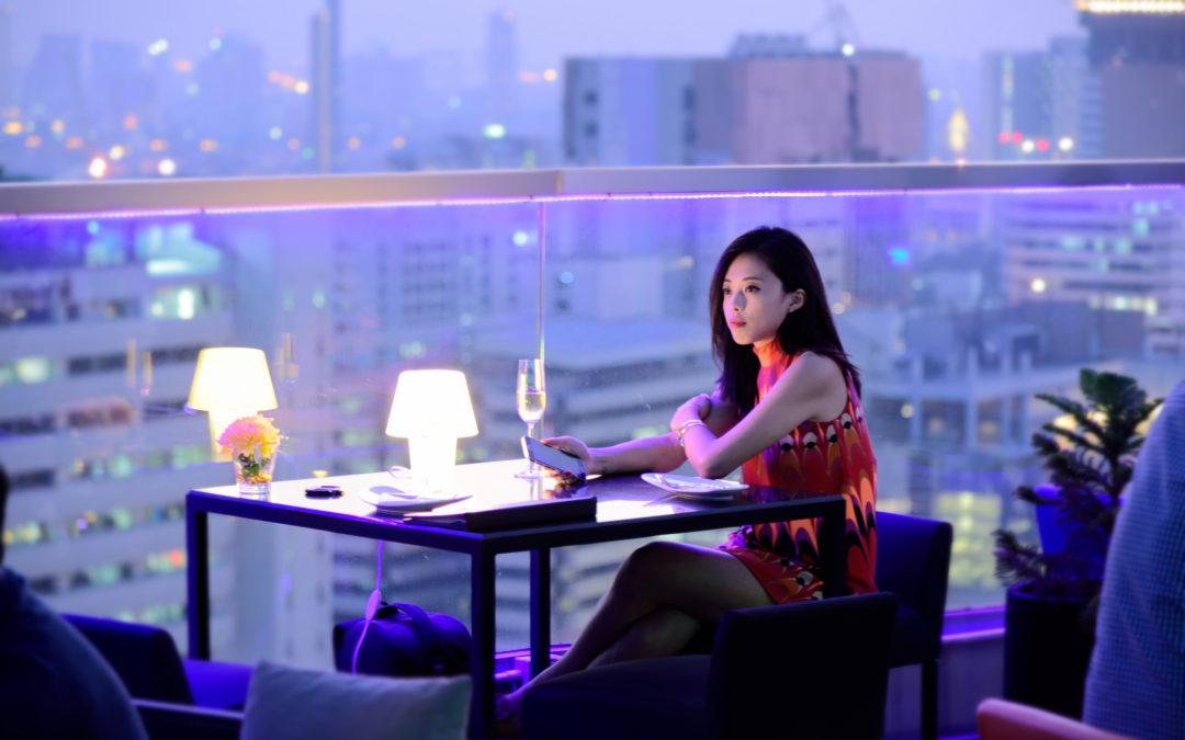 曼谷酒吧 X Horizons Heaven Zen X 感受夜晚生命力