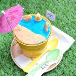 曼谷甜點 X Jaiyen Cafe X 療癒系冰淇淋黃色小鴨