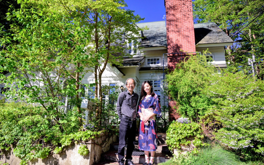 清里住宿 X Orchard House X 溫暖療癒之旅的起點