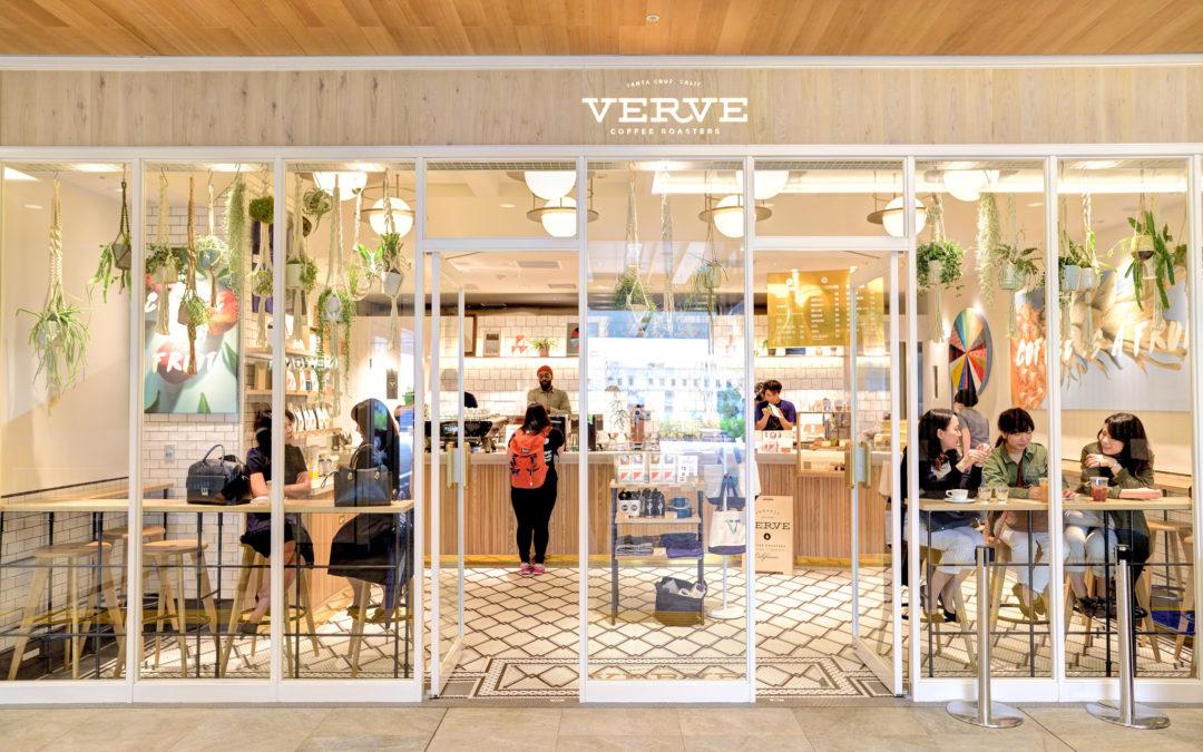 東京咖啡 X Verve Coffee Roasters X 北加州媲美Blue Bottle人氣咖啡
