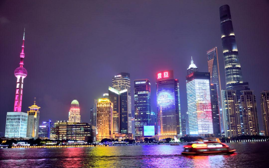 上海景點 X 外灘陸家嘴 X 穿梭在紫醉金迷的十里洋場