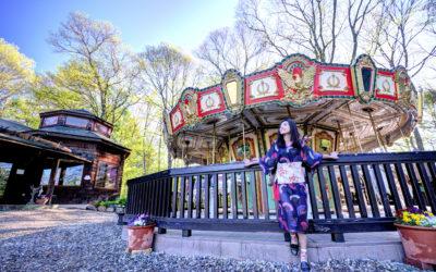 清里景點 X 萌木之村 X 漫步森林裡的夢幻遊樂園