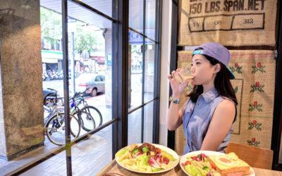 台北咖啡 X 咖啡講龍江店 X 上班族早晨咖啡生活提案