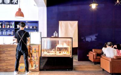 新竹咖啡 X 續日咖啡館 X 現代工業風中的玻利維亞路西歐