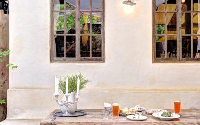 台北美食 X 香色 xiang Se X 敲開通往歐洲後花園的靜謐
