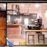 台中咖啡 X Cafe Shih & The Ark X 騎樓下的低調咖啡館