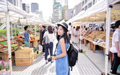 東京景點 X 農夫市集 Farmer's Market X 假日與小農們來場田園野餐