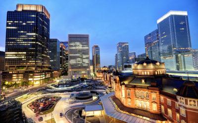 東京景點 X KITTE X 璀璨繁華夜景中欣賞百年風華車站