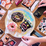 Knock Know 日常練習:雜誌攝影美學 x 手做 Voodoo甜甜圈