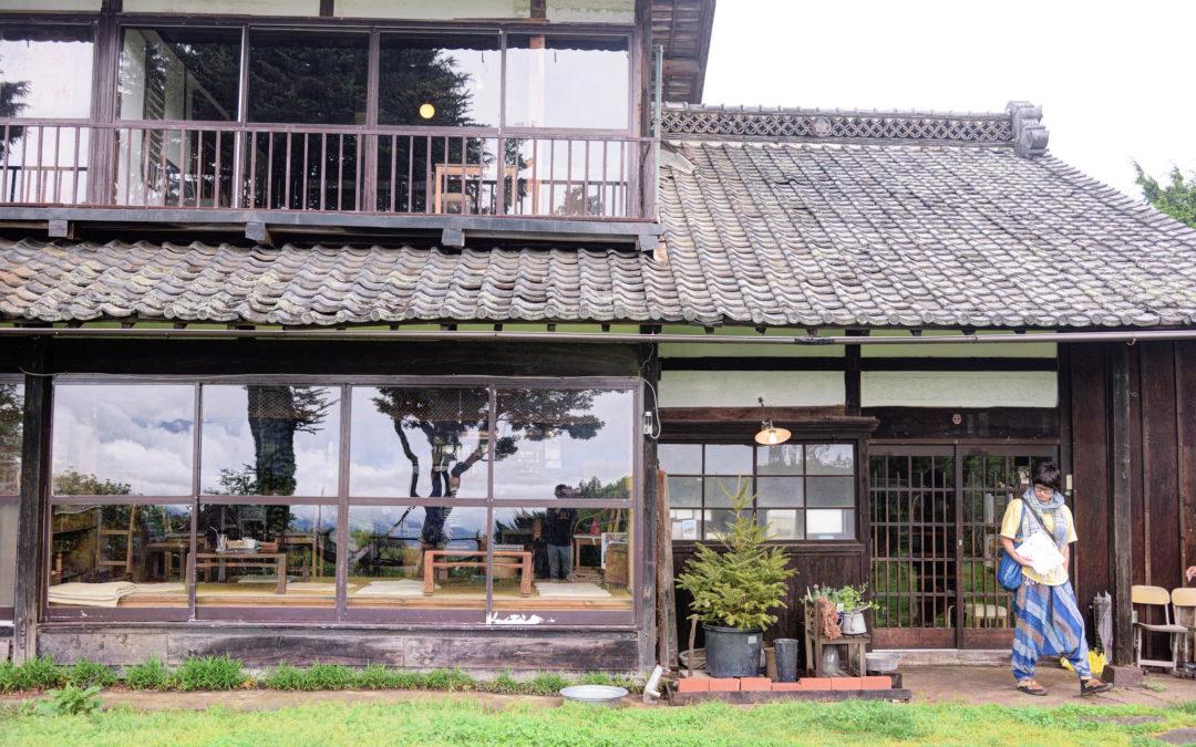 清里美食 X エンガワ カフェ (engawa cafe)X 深山裡的山羊披薩咖啡館