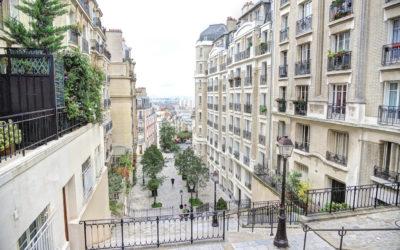 巴黎景點 X 蒙馬特區 X 散步北巴黎,漫步藝術中