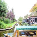 荷蘭景點 X 羊角村 X 給想在羊角村開船的妳