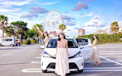 沖繩租車新選擇 X 沖繩大榮旅遊 X DTS 租車!
