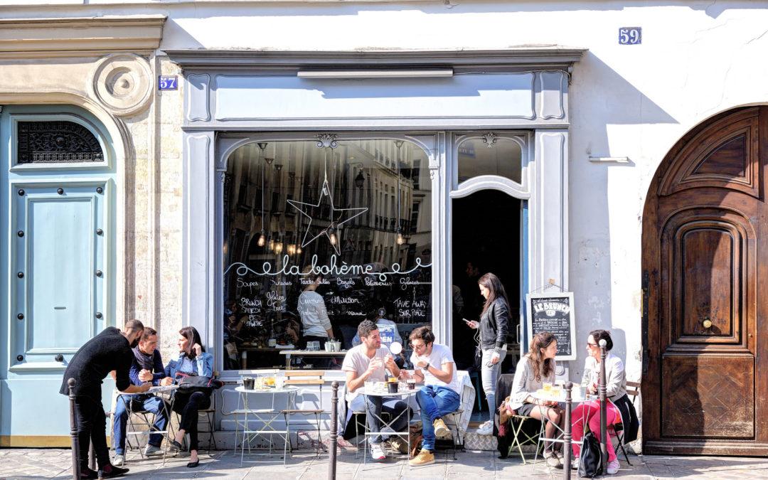 巴黎景點 X 瑪黑區 X 華麗不浮誇的法式假期