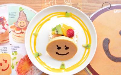 東京美食 X PANCAKE DAYs X 甜滋滋微笑鬆餅融化妳的心