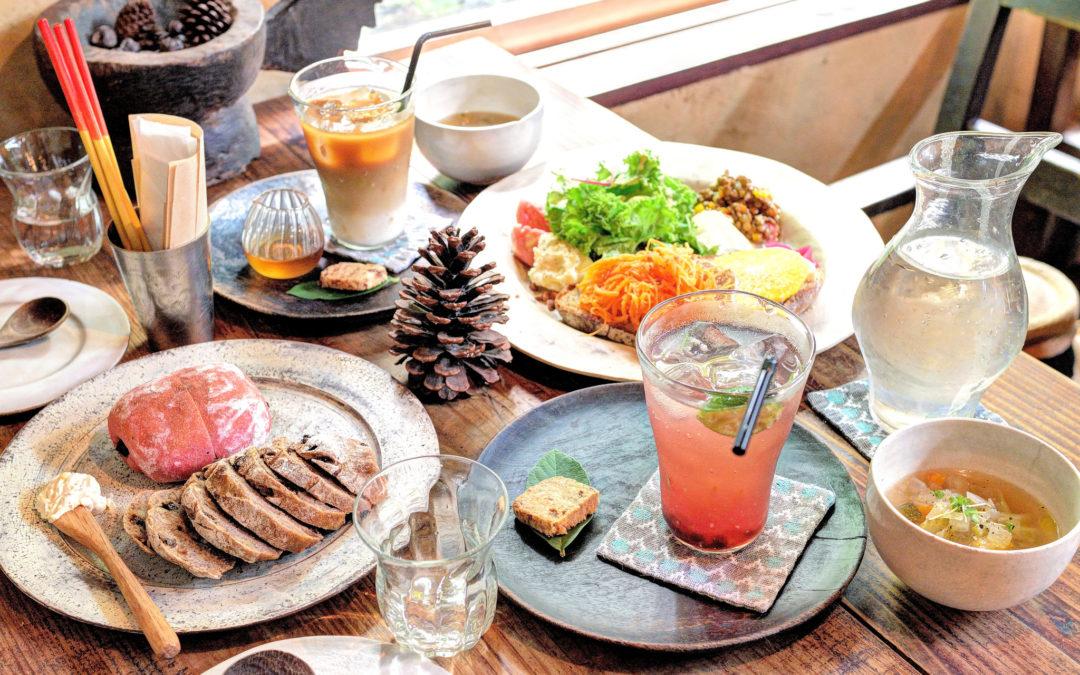 沖繩美食 X パン屋水円 bakery SUIEN X 帶妳走進暖心暖胃的質樸麵包小舖