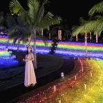 沖繩景點 X Kanucha Bay Hotel 卡努佳度假村 X Stardust 閃耀星光聖誕節