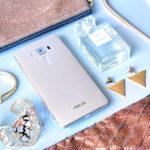ASUS ZenFone 3 Deluxe ZS570KL 冰銀河手機 X 閃亮生活,奢華登場